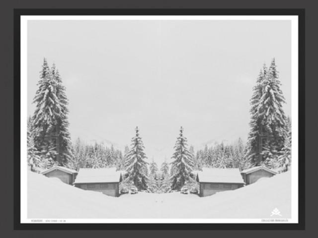 Collection Photo, Série Vintage Déco. Voyager par l'image, décorer avec style. Collection Marouflée